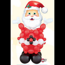 santa balloon delivery balloon bouquets balloon characters a smile balloon characters