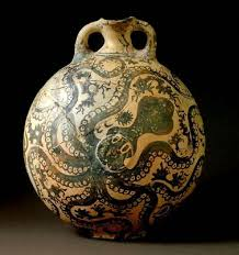 How To Read Greek Vases Museum Visitor Breaks Ancient Greek Vase Artnet News