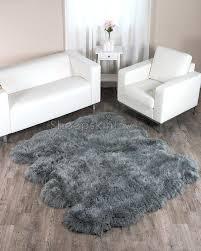 sheep skin blanket sheepskin rug costco uk white ivory sheepskin