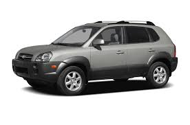 2008 hyundai tucson new car test drive