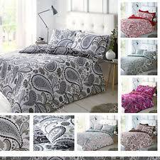 Paisley Duvet Cover Set Paisley Bedding Sets And Duvet Covers Ebay
