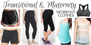 maternity workout clothes maternity haul 1st 2nd trimesters pretty neat living
