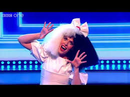 Chandelier Sia Dance Sara Pascoe Does Chandelier By Sia Video 2017 Chortle The Uk