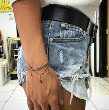 bracelet tattoo designs wrist images Classy ideas bracelet tattoos 50 charming wrist designs and 2018 jpg