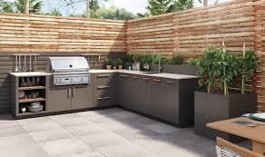 outdoor kitchen cabinet door hinges bonfire outdoor kitchens hearth home magazine