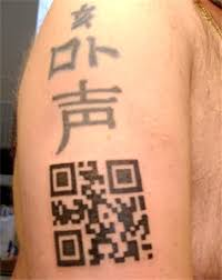 qr code tattoo guide by scott blake