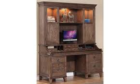 Computer Desk With Hutch Harrison Flates Credenza U0026 Hutch Haynes Furniture Virginia U0027s
