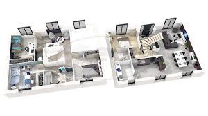 simulation chambre 3d simulation appartement 3d great simulation chambre d achetez en