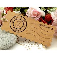 wedding gift malaysia personalized kraft postage st wedding favor gift tags malaysia