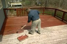 5 Expert Tips For Staining A Deck Consumer Reports by Deck Staining In Fairfax Va Custom Deck Staining Experts