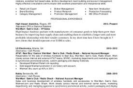 Costco Resume Examples by Walmart Resume Example Reentrycorps