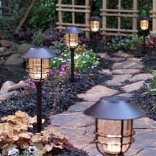 Solar Pillar Lights Costco - best 25 outdoor solar lighting ideas on pinterest solar powered