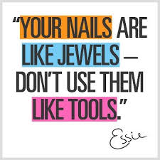 Funny Nail Memes - your nails are like jewels don t use them like tools nail