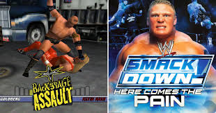 best and worst wrestling video games of all time