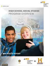 houghton mifflin harcourt u0026 history books for grades 6 12