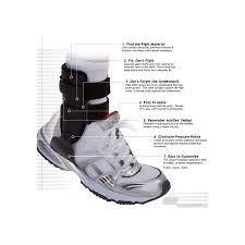 High Ankle Sprain Anatomy Bledsoe Axiom Hinged Ankle Brace Free Shipping