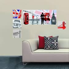 charming london wall art stickers red glitter london city wall charming london wall art argos finest creative art wall design decor full size