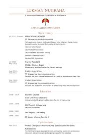 Bachelor Degree Resume Application Engineer Resume Samples Visualcv Resume Samples Database