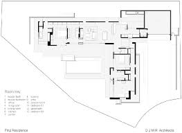 modern home floor plan pictures modern homes floor plans the architectural