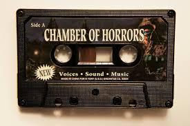 halloween tape chamber of horrors