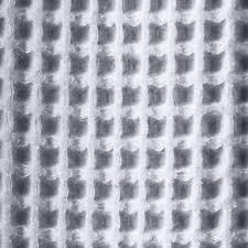 Cotton Waffle Shower Curtain Waffle Weave Shower Curtain Interior Design