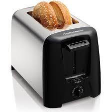Wall Toaster Hamilton Beach 2 Slice Chrome Toaster 22614z