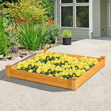 wall garden planter flower vegetable outdoor plant gardening 4x4