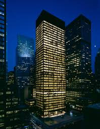 seagram building inks fiera capital for whole floor u2013 commercial