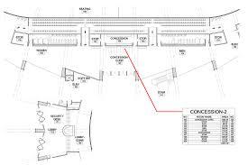 stadium floor plan first floor plan details 2 okc net zero velodrome