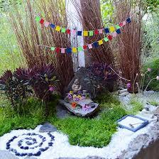 12 fabulous fairy gardens minus the creepy fairy figurines