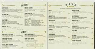 edge of the city bareburger u0027s new menu