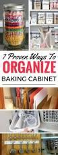 Cabinet Organization Ideas Best 20 Baking Storage Ideas On Pinterest Baking Organization
