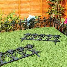 Ideas For Fencing In A Garden Diy Garden Border Fence Ideas Radionigerialagos