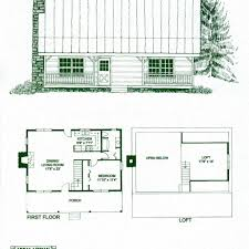Log Cabin Floor Plans With Loft by 1 Bedroom Log Cabin Floor Plans Wcoolbedroom Com