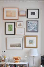 frugal living how to frame your art on the cheap apartment therapy