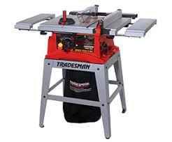 10 In Table Saw Welcome To Tradesman Rexon Where Great Projects Begin