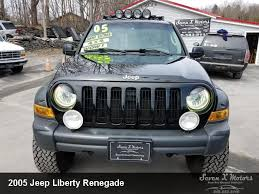 jeep liberty renegade 2005 vehicle details seven x motors inc 954 state rte 17b mongaup