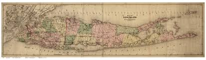 Southampton New York Map by Old Maps Of Long Island New York