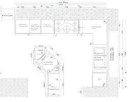 comment faire un plan de cuisine comment faire un plan de cuisine en 3d plan de cuisine d exemple de
