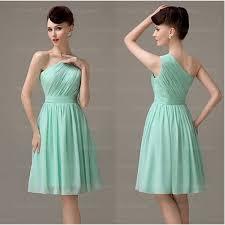 mint bridesmaid dresses one shoulder bridesmaid dresses mint bridesmaid dresses chiffon