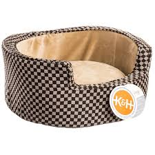 Dog Beds With Cover Heated Dog Beds Shop Petmountain Online For All Discount Pet