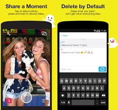 snapchat app for android top 5 best free chat messenger apps for android mobile