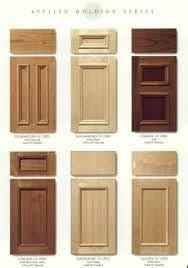 add molding to flat cabinet doors cabinet door kitchen