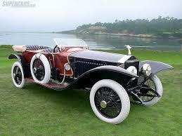 vintage rolls royce 1914 rolls royce silver ghost labourdette skiff rolls royce