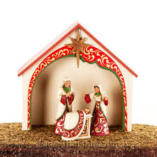 mini nativity by jim shore fancy that store