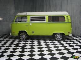 green volkswagen van 1974 light green volkswagen bus t2 camper van 48025761 photo 9
