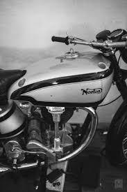 267 best norton bsa triumph british bikes images on