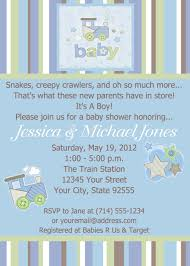 Content For Invitation Card Baby Shower Invitations Wording For Boys Baby Shower Invitations