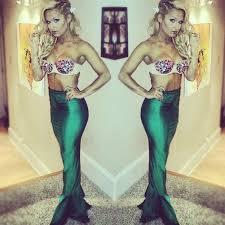 Mermaid Halloween Costume 7 Ariel Sirenita Images Costume Mermaid