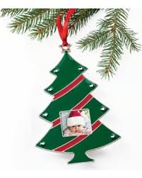 amazing deal on brookstone digital photo ornament tree